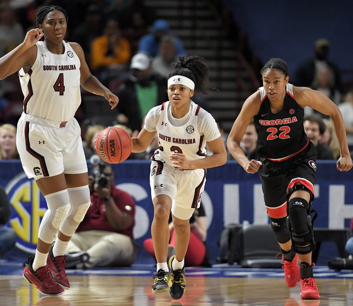 2020 SEC Women's Basketball