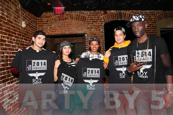 Sam Sarpong Annual Holiday Party at The Attic