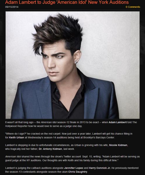 "<a href=""http://www.thenewmusicbuzz.com/tnmb-news/adam-lambert-to-judge-american-idol-new-york-auditions"">http://www.thenewmusicbuzz.com/tnmb-news/adam-lambert-to-judge-american-idol-new-york-auditions</a>"