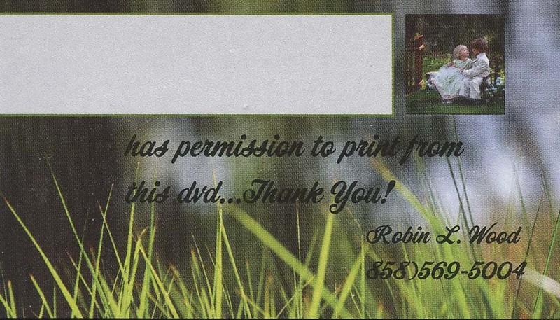 Permission card*