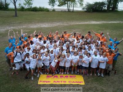 2012 FAME Arts Camp
