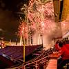 Cincinnati Reds Fireworks 08-23-2013