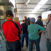 A tour of the brewery showing the ex-dairy tanks / heaters etc that keep the brew to the correct temperatures.