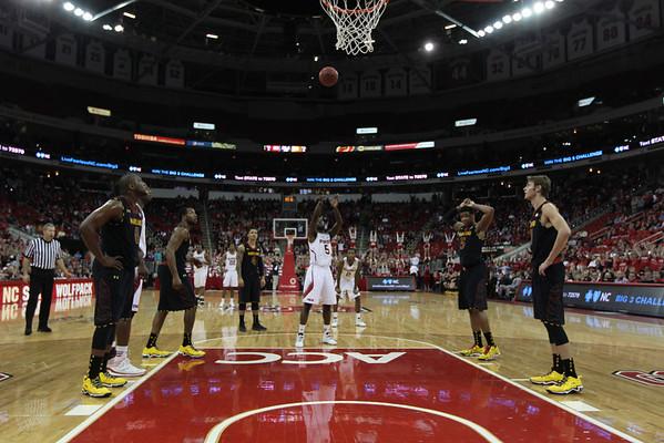 Maryland at Duke 1-20-2014