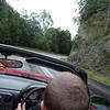 Carl enjoying Mt Arrowsmith