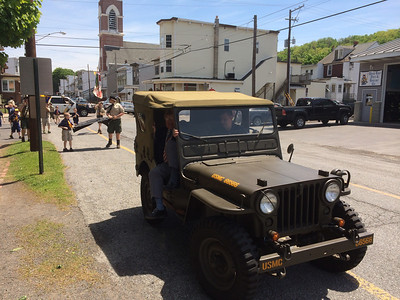 2014 MEMORIAL DAY PARADES IN THE COAL REGION