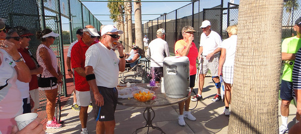 2014  TENNIS  IN-HOUSE TOURNAMENT
