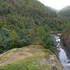 start of the Mersey River from Parangana Dam