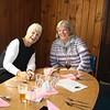 L-R: Cheryl Murray & Alana McDougall