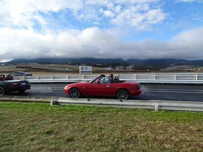 A track day at Baskerville - 13/5/17