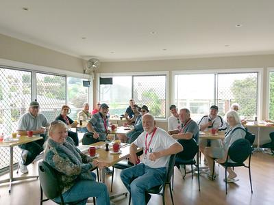 Breakfast at Ti(ff)nnies - 18/11/17