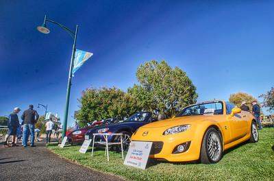 Devonport Motor Show - 26/3/17