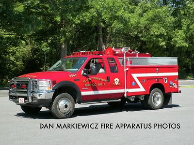 ALLEN TOWNSHIP FIRE CO. BRUSH 4542 2005 FORD/READING BRUSH UNIT