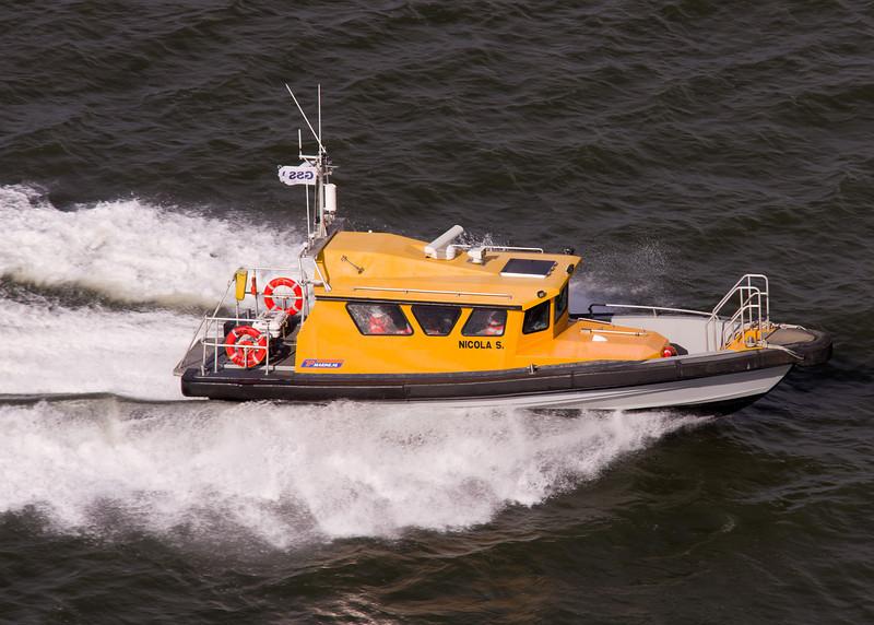 Workboat Nicola S.