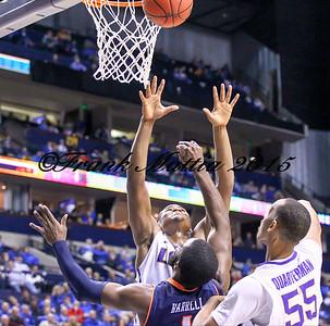 NCAA BASKETBALL: MAR 13 SEC Tournament – Auburn v LSU