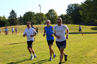 Aug. 17 2013: Alumni Race Gents & Kids race
