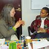 Janice Schmidt talks with Valora Starr