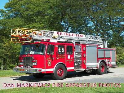 BETHLEHEM FIRE DEPT.
