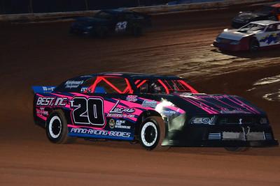 Clarys Speedway 4/18/14