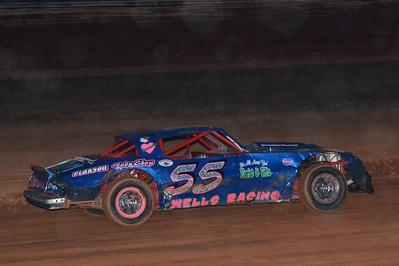 Clarys Speedway Open Practice 4/11/14