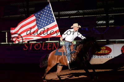 Stephenville PRCA 2015 - 2nd Saturday perf