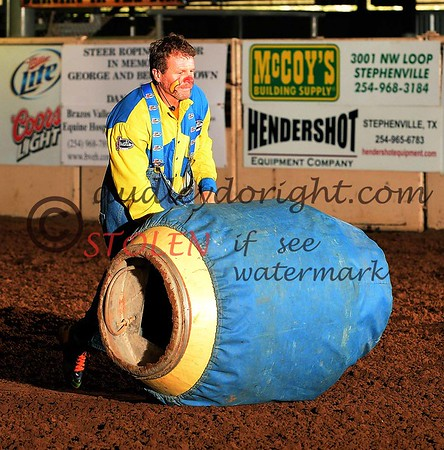 Stephenville PRCA 2015 - Sunday afternoon