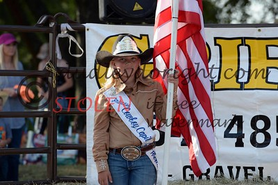 Stephenville PRCA 2015 - 1st Saturday Mutton Busting
