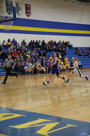 Cubs Girls Basketball Play Offs 2016
