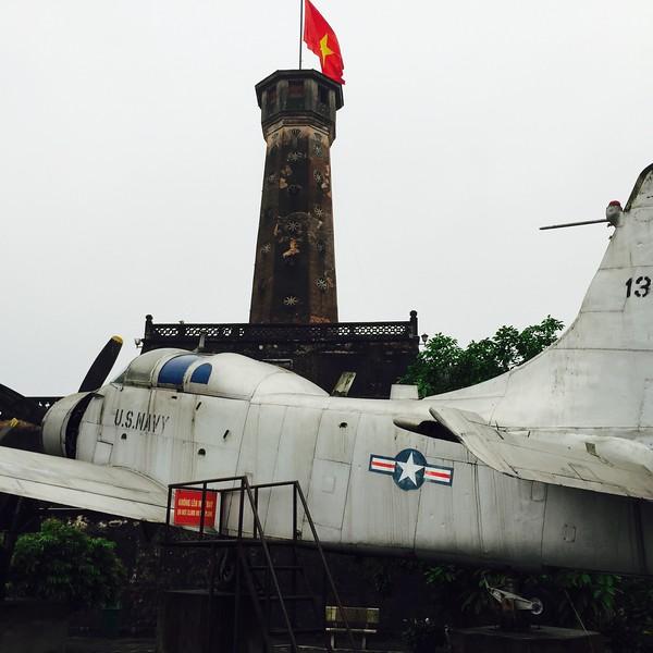 War Memorial Museum located at Hanoi