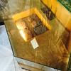Pungi stake display