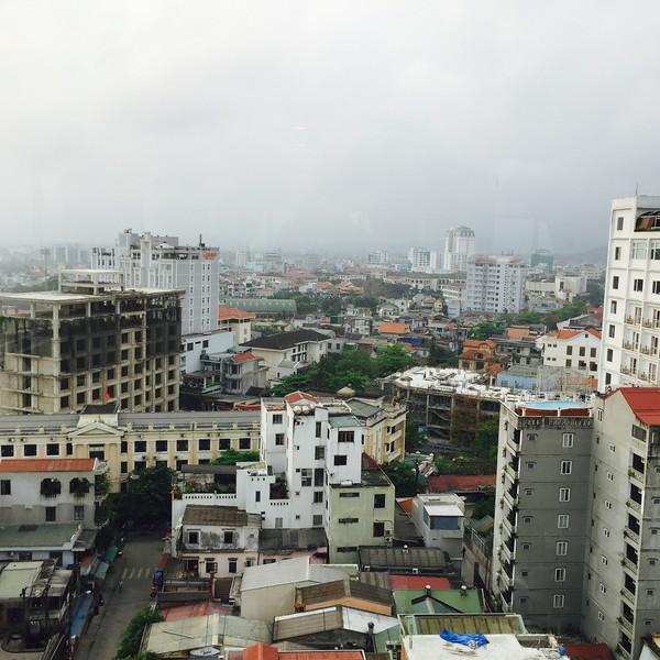 Hue skyline