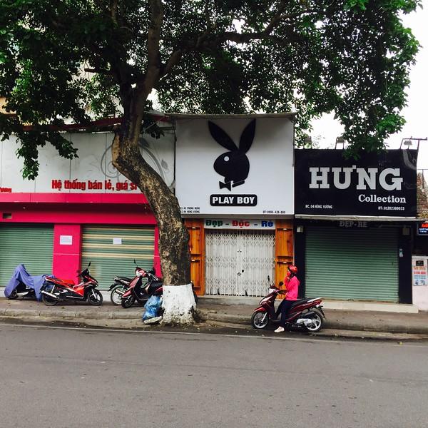 Play Boy Club in Hue