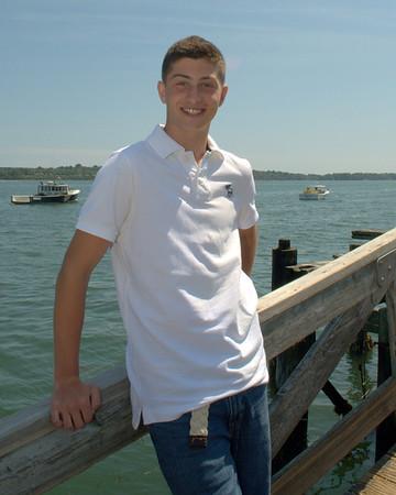 Drew's Senior pics