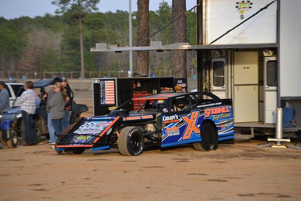 Fayetteville Motor Speedway Practice 3/15/14