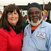 IMG_1070 Mayor Susan Haynie with Allan Willis
