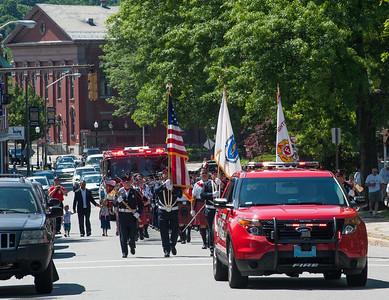 2015 Fireman's Sunday