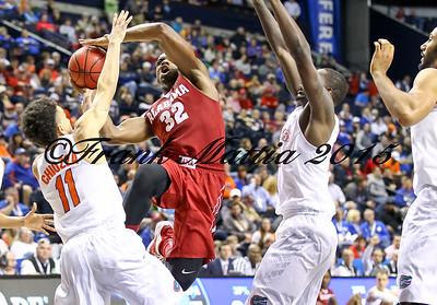 NCAA BASKETBALL: MAR 12 SEC Tournament – Florida v Alabama