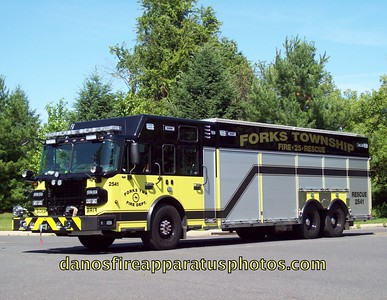 FORKS TWP. FIRE DEPT.