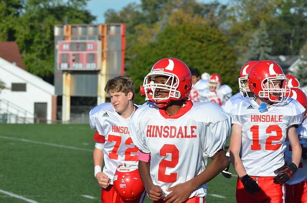 10/10/2015 B vs. Lyons Township