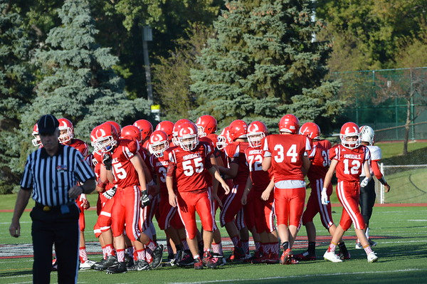 9/25/2015 A vs. Proviso West