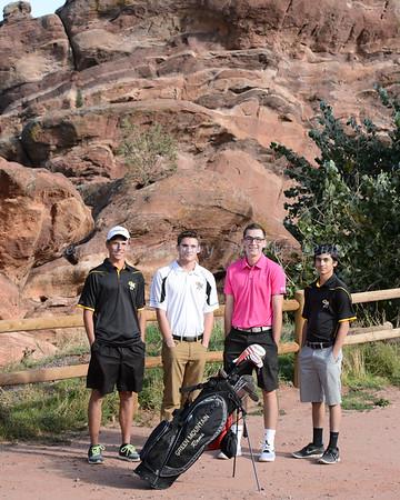 Golf Team Photos