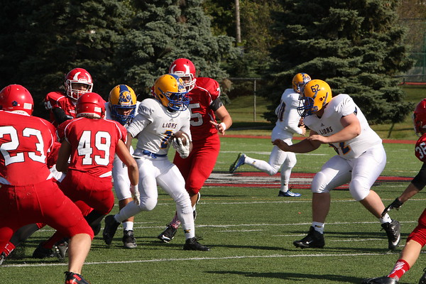 10/10/2015 vs. Lyons Township