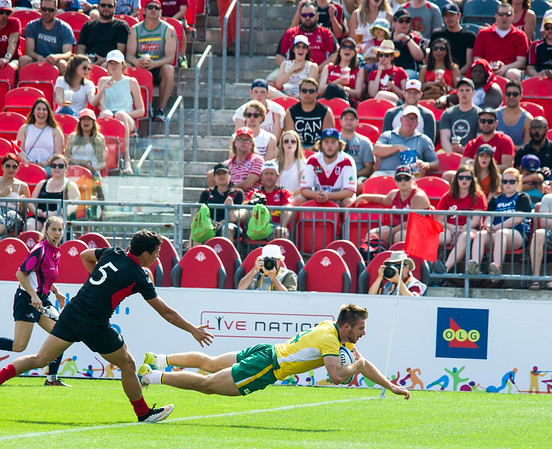July 12 - Rugby 7s