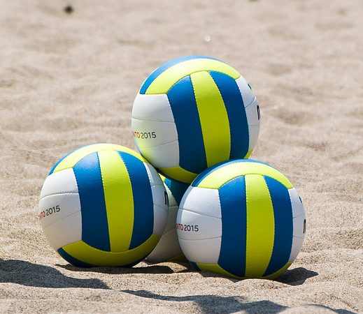 July 13 - Beach Volleyball & Women's Gymnastics