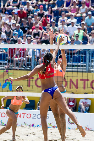 July 18 - Beach Volleyball & Volleyball