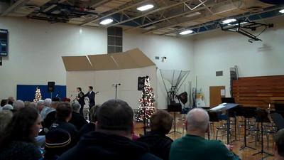 KAHS Winter concert 2015-Choir