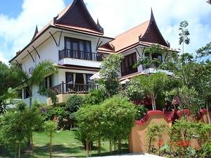 Paradise Island Deluxe Private Villas, Koh Samui
