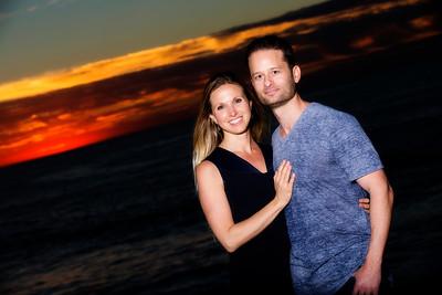 Laura & Jason in La Jolla