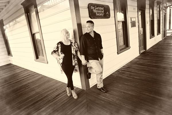 Margaret & Nireas @ Downtown Carlsbad