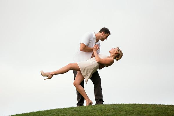 Megan & Nick Engaged, Encinitas, Bataquitos Lagoon, Oceanside